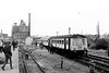 RAIL TOUR - 'THE LAST TRAIN TO OUNDLE' - organised by the Peterborough Railway Society and RCTS and run on November 4th, 1972, , two 3-car DMU's were booked but only five cars turned up, one unit minus a Driving Motor (E51156/E59458/E50998/E59449/E51169). Other than the track recovery trains, this was the very last train to use the line to Oundle. It ran as follows:-<br /> <br /> Peterborough (North) - Peterborough East - Woodston - Longville Jn - Castor - Wansford - Oundle - (reverse of outward route) - Peterborough East.<br /> as listedPeterborough East - Peterborough (North)