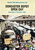 OPEN DAY - DONCASTER WORKS, 1987 (1) - Open Day held on Saturday, October 3rd, 1987. 47522 was named DONCASTER ENTERPRISE on the day. Locos present were :-<br /> <br /> Diesel<br /> <br /> 08272/514/538/562/783/802/809/875/877/922<br /> 20070/119/163/191<br /> 31105/112/176/232/242/404/418/440/454<br /> 37004/218<br /> 43040<br /> 46010<br /> 47207/301/522/526<br /> 56006/014/082/118<br /> 58020/047<br /> <br /> Steam<br /> <br />  Class A4 4-6-2 4468 MALLARD<br />  Class 9F 2-10-0 92220 EVENING STAR<br /> <br /> DMU<br /> <br /> 51060/088/343/370/385/396/412/872/919<br /> 53305/321/616<br /> 54194/209<br /> 55020/028<br /> 55638/706/752/778<br /> 59115/419/495/522/536/740/747