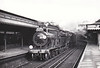 RAIL TOUR - 'ASHFORD AND EASTLEIGH WORKS' - organised by Ian Allan Ltd. and run on April 12th,1961. This was re-run of a previously over-subscribed tour. 30117 is seen here piloting Class D1 31749. These two locos worked the train from Charing Cross to Redhill via Ashford. The tour ran as follows:-<br /> <br /> 30117/31749 - London Charing Cross - Maidstone East - Ashford- Tonbridge - Redhill<br /> 30909 - Redhill - Guildford - Woking<br /> 30913 - Woking - Eastleigh - Eastleigh Works  - (via SW mainline) - London Charing Cross