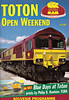 OPEN DAY - TOTON EWS DIESEL DEPOT, 1998 (2) - August Bank Holiday Weekend 1998 - Souvenir Programme, pretty good value at £2 as it's full colour and about 40 pages.