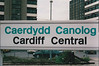 CARDIFF CENTRAL - I think in the days of the Godawful Wearisome Railway that this was called Cardiff General but, Hey Ho! What's in a name! I was there on September 1st, 1998.