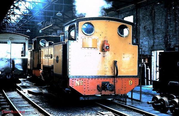 Narrow Gauge Railways