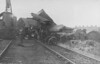 ANDOVER - On October 6th, 1916, at midnight, the fast goods train from Salisbury to Waterloo passed Andover East signal box and crashed into several stationary trucks. The goods engine left the rails and turned over, causing severe damage to the rolling stock and the track. The driver was seriously injured and taken to the cottage hospital while the guard, a man named Aggett, collapsed and died while walking to the signal box.