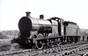 BUXTON - 44083 - Fowler LMS Class 4F 0-6-0 - built 09/25 by Kerr Stuart as LMS No.4083 - withdrawn 12/63 from 9L Buxton, where seen off the rails.