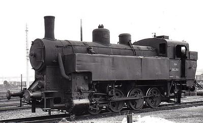 OBB - 392 2511 - 0-8-0T, same as DRG Class 92.25.