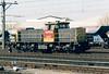 DB RAILION - 6457 - Class 6400 diesel electric, 120 built from 1989, main freight diesel - runs through the freight yard at Roosendaal, 15/04/03.