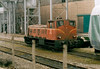 INDUSTRIAL - STORE STEELWORKS - 731 023 - small shunters built by Jenbacher, Austria,  from 1958 - pilot in the steelworks at Ljubljana, 30/03/05.