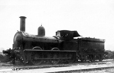BISHOPS CASTLE RAILWAY - No.2 CARLISLE - 0-6-0 - built 1868 as 0-6-0ST by Kitson & Co. in 1868 for Thomas Nelson & Co. of Carlisle - acquired at unknown date - broken up in April 1937 upon closure.