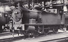 BURRY PORT & GWENDRAETH VALLEY RAILWAY - No.15 - 0-6-0T built 02/16 by Hudswell Clarke - 1922 to GWR as No.2168 - 02/56 withdrawn from 87F Llanelli - seen here as GWR No.2168.<br /> The BP&GVR was a mineral railway constructed along the line of a canal in Carmarthenshire to connect collieries and limestone pits to the sea at Kidwelly. It extended its network to include Burry Port, Trimsaran and a brickworks at Pwll, later extending to Sandy near Llanelli. The BP&GVR was notable because of the very low height of some overbridges, a legacy of the canal conversion. It was completely dependent on the economy of the mineral industries it served and due to depression in them, it was for many years in administration. In the final years of the nineteenth century those industries developed considerably and the fortunes of the BP&GVR improved as well  before absorption by the Great Western Railway in 1922. From 1913 the Company carried the general public in passenger trains. After 1945 mineral extraction in the area declined steeply; passenger operation ceased in 1953, and in the 1960s most of the network closed progressively as pits closed. The final short section at Kidwelly closed in 1998.