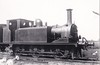 KENT & EAST SUSSEX RAILWAY - No.3 BODIAM - Stroudley LBSCR Class A1X 0-6-0T - built 12/1872 by Brighton Works as LBSCR No.70 POPLAR - 05/01 sold to K&ESR for £650 as No.3 BODIAM, 1931 withdrawn, 1948 bought by BR and returned to capital stock as BR No.32670, 11/63 withdrawn from 71A Eastleigh, 04/64 sold to K&ESR for preservation. <br /> The Kent & East Sussex Railway was opened piecemeal between 1900 and 1905. It ran between Headcorn and Robertsbridge, a distance of just over 21 miles, and was one of Colonel Stephens' railways. It never ran at a profit and became part of BR in 1948. The last passenger train ran in June 1961 and the final section closed to freight in January 1970. Since then, it has been revived by a preservation group.