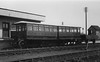KENT & EAST SUSSEX RAILWAY - FORD RAILCAR No.2 - built 1924 by Edmonds of Thetford - 08/37 withdrawn, 08/39 bodies sold, remainder scrapped during WW2 - seen here when newish with both headlights and with baggage truck. This would have to be run round at each terminus and was usually marshalled between the two cars.<br /> The Kent & East Sussex Railway was opened piecemeal between 1900 and 1905. It ran between Headcorn and Robertsbridge, a distance of just over 21 miles, and was one of Colonel Stephens' railways. It never ran at a profit and became part of BR in 1948. The last passenger train ran in June 1961 and the final section closed to freight in January 1970. Since then, it has been revived by a preservation group.