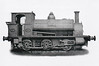 BURRY PORT & GWENDRAETH VALLEY RAILWAY - No.4 KIDWELLY - 0-6-0ST - built 05/03 by Avonside Engine Co., Works No.1403 - 1923 to GWR as No.2194, name removed - 02/53 withdrawn from 87F Llanelli - builder's photograph.<br /> The BP&GVR was a mineral railway constructed along the line of a canal in Carmarthenshire to connect collieries and limestone pits to the sea at Kidwelly. It extended its network to include Burry Port, Trimsaran and a brickworks at Pwll, later extending to Sandy near Llanelli. The BP&GVR was notable because of the very low height of some overbridges, a legacy of the canal conversion. It was completely dependent on the economy of the mineral industries it served and due to depression in them, it was for many years in administration. In the final years of the nineteenth century those industries developed considerably and the fortunes of the BP&GVR improved as well  before absorption by the Great Western Railway in 1922. From 1913 the Company carried the general public in passenger trains. After 1945 mineral extraction in the area declined steeply; passenger operation ceased in 1953, and in the 1960s most of the network closed progressively as pits closed. The final short section at Kidwelly closed in 1998.
