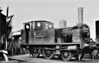 KENT & EAST SUSSEX RAILWAY - No.1 TENTERDEN - 2-4-0T built 1899 by Hawthorne Leslie, Works No.2420 - 1938 withdrawn for overhaul, 1941 scrapped - bought new for the opening of the line.<br /> The Kent & East Sussex Railway was opened piecemeal between 1900 and 1905. It ran between Headcorn and Robertsbridge, a distance of just over 21 miles, and was one of Colonel Stephens' railways. It never ran at a profit and became part of BR in 1948. The last passenger train ran in June 1961 and the final section closed to freight in January 1970. Since then, it has been revived by a preservation group.