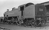 METROPOLITAN RAILWAY - 113 - Hally Metropolitan Railway Class K 2-6-4T - built 03/25 by Armstrong Whitworth - 04/39 to LNER No.6160, 01/47 to LNER No.9071 - BR No.69071 not applied - 10/48 withdrawn from Neasden MPD.
