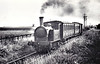 8089 - Worsdell NER Class H LNER Class Y7 0-4-0T - built 10/23 by Darlington Works as LNER No.986 - 1946 to LNER No.8089, 1948 to BR No.68089 - 01/52 withdrawn from 52A Gateshead- seen here at North Sunderland, 08/48 - the loco was hired to the NSR between 1945 and closure.