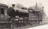 METROPOLITAN RAILWAY - 108 - Jones Metropolitan Railway LNER Class H2 4-4-4T - built 04/21 by Kerr Stuart & Co. as Met No.108 - 03/38 to LNER No.6420 - LNER No.7515 not applied - 01/46 withdrawn from Colwick MPD.