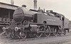 METROPOLITAN RAILWAY - 113 - Hally Metropolitan Railway Class K 2-6-4T - built 03/25 by Armstrong Whitworth - 04/39 to LNER No.6160, 01/47 to LNER No.9071 - BR No.69071 not applied - 10/48 withdrawn from Neasden MPD, where seen 05/33.