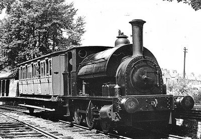 CORRINGHAM LIGHT RAILWAY - No.1 - built 1914 by Avonside Engine Works, Works No.1672 - 1933 acquired by CLR - 1955 withdrawn. The Corringham Light Railway in Corringham, Essex, opened to freight on 1 January 1901, to passengers on 22 June 1901. It closed to passengers on 1 March 1952 and was absorbed into the Mobil Oil Company on 20 September 1971. The railway itself went from an end on junction with the London Tilbury and Southend Railway at Thames Haven to both Corringham and Kynochtown (later Coryton).