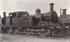 SOMERSET & DORSET JOINT RAILWAY - 55 - Johnson Class C 0-4-4T - built 1885 by Vulcan Foundry, Works No.1074 - 1930 to LMS No.1232 - withdrawn 1932.