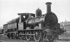BISHOPS CASTLE RAILWAY - CARLISLE - 0-6-0 - built 1868 as 0-6-0ST by Kitson & Co. in 1868 for Thomas Nelson & Co. of Carlisle - acquired at unknown date.<br /> The Bishops Castle Railway was begun in 1861, planned as a line from Craven Arms to Montgomery, thus linking the Shrewsbury to Hereford line to the Oswestry to Newtown line, with a branch line from Lydham to Bishop's Castle. From the start, the railway was hampered by shortage of capital. Although the company continued to build, the line ultimately only reached Bishop's Castle and was sold in 1867. In January 1867, a sale by auction of property belonging to the company was held in Shrewsbury. A receiver was appointed to run the railway. The Bishops Castle Railway Company remained in receivership for 69 years and 2 months until it closed in April 1935. The line was lifted in February 1937.