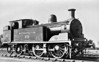 METROPOLITAN RAILWAY - 80 - Metropolitan Class E 0-4-4T - built 1900 by Hawthorn Leslie & Co., Works No.2475 - 1935 to LT No.L47 -