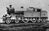METROPOLITAN RAILWAY - 106 - Jones Metropolitan Railway LNER Class H2 4-4-4T - built 11/20 by Kerr Stuart & Co. as Met No.106 - 03/38 to LNER No.6418 - LNER No.7513 not applied - 05/46 withdrawn from Colwick MPD.