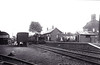 EASINGWOLD STATION - Easingwold Station with engine No.2 in the platform with a train for Alne, sometime after 1903.
