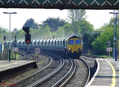 Railways 2008