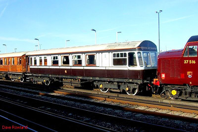 'Queen of Scots' observation car Eastleigh. 21st May 2009.