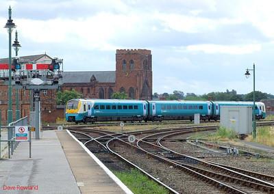 ATW 175 109 Shrewsbury 15th July 2010.