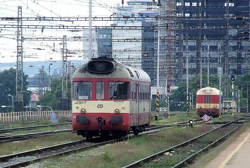 CD 850 021 Brno hlavni nadrazi 29th July 2011.