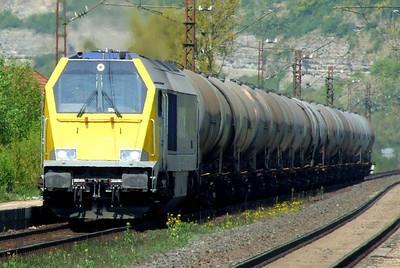 SGL V500 01, Himmelstadt, 20th April 2011.