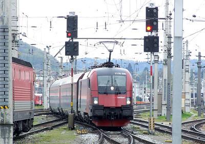 OBB Railjet 1116 206
