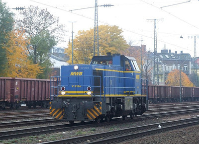 V2106 at Köln West, 13th November 2012.
