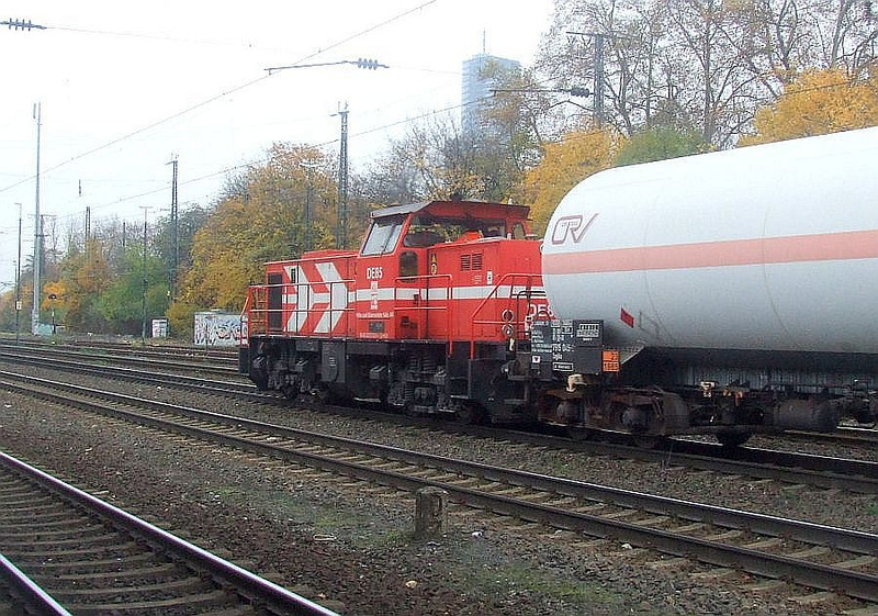 DE85 at Köln West, 13th November 2012.