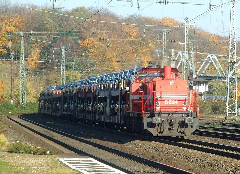 DE94 at Köln West, 14th November 2012.