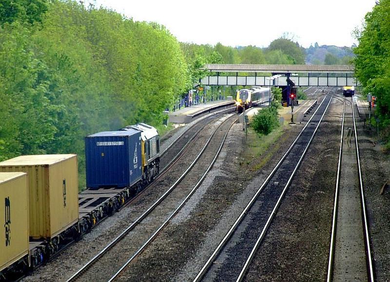 FL 66536, Tilehurst. 15th May 2012.