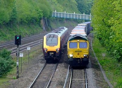 Basingstoke, Reading, Tilehurst, Eastleigh 15 May