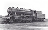 """78675 -  WD Class 8F 2-8-0 - built 06/44 by Vulcan Foundry as WD No.8675 - 01/45 to WD No.78675, 09/49 to BR No.90644 - 06/67 withdrawn from 55E Normanton - seen here at Stratford, 03/48 - note Belgian-style numbering.<br /> The War Department """"Austerity"""" 2-8-0 is a type of heavy freight steam locomotive that was introduced in 1943 for war service. A total of 935 were built, making this one of the most-produced classes of British steam locomotive. The locomotive was a redesigned Stanier 8F, built for economy rather than longevity, 545 were built by the North British Loco Co. and the other 390 by the Vulcan Foundry. The whole class but for three served in Europe after D-Day and many returned to Britain postwar. 200 were sold to the LNER as Class O7 and a further 533 were sold to the BTC. These 733 became British Railways Class WD in 1948, numbered 90000 to 90732. In 1946, 12 were sold to the Kowloon - Canton Railway, 184 went to Holland as NS Class 4300 and 1 went to USATC. The WD retained 5 engines, scrapped 3 and the other two served on the Longmoor Military Railway."""