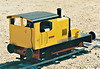 ( 90) - Whitemoor Open Day, May 25th, 2004 - 'JOSEPHINE', a little 0-4-0DM shunter, on display from the Dunhams Wood Light Railway.