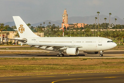 National Legacy Airbus A310-308 T7-FTH 11-8-18