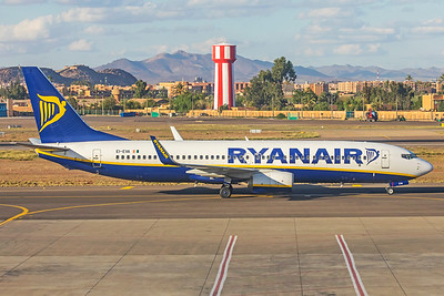 Ryanair Boeing 737-8AS EI-EVA 11-8-18
