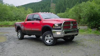 2016 RAM 2500 Power Wagon Reel