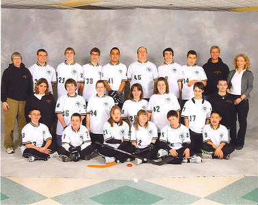 Rams Hockey Team Picture