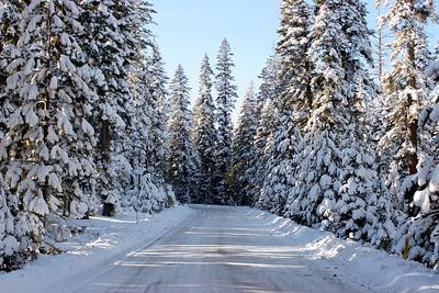 SNOW - LAKE TAHOE