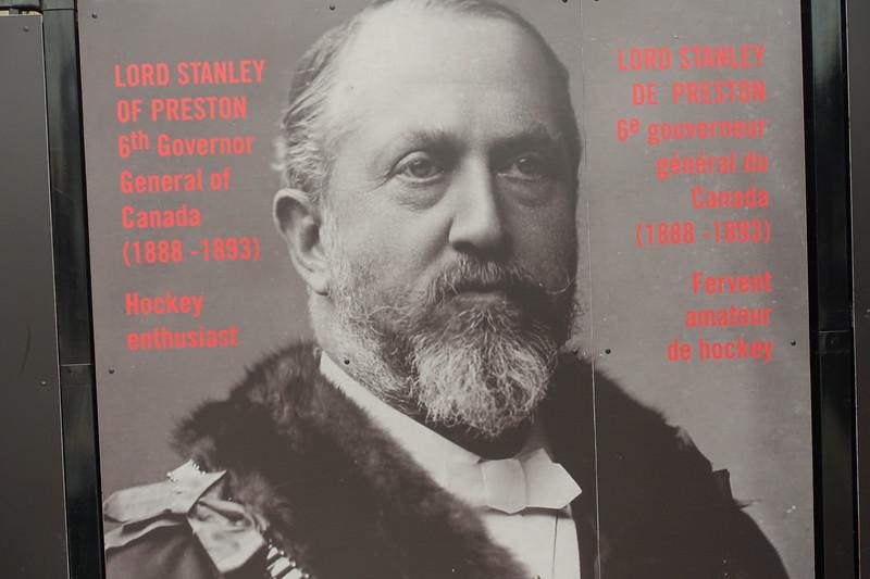 Lord Stanley's Mug