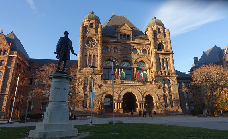 """""""George Brown was one of Canada's Fathers of Confederation and the founder of the Globe newspaper."""""""