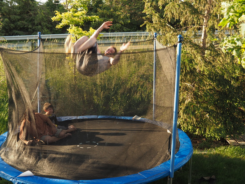 """Brayden attempts the perfect """"hail Mary, triple axle, double back flip."""""""