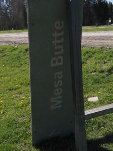 Mesa Butte