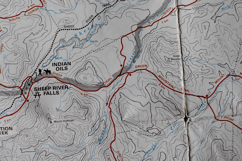 CHECK OUT THE TRAIL MAP